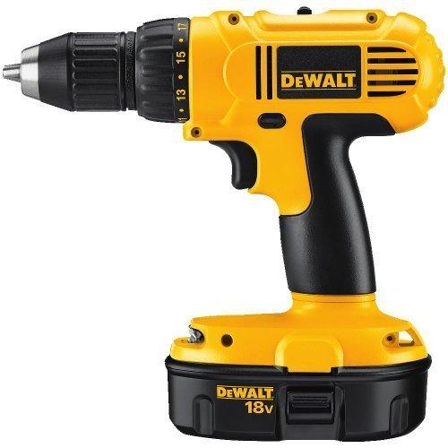 DEWALT-DC759KA-18-Volt-NiCad-12-Inch-Cordless-DrillDriver-Kit-0